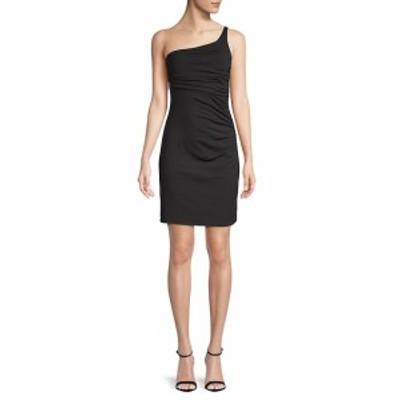 スサナモナコ レディース ワンピース One-Shoulder Dress Bodycon Dress
