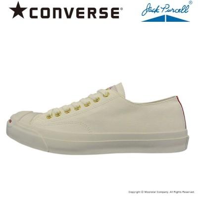 コンバース [セール] CONVERSE スニーカー メンズ/レディース ジャックパーセル GP RH ホワイト/レッド