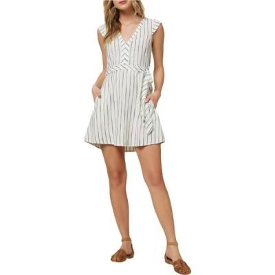 オニール O'Neill レディース ワンピース ワンピース・ドレス Jamyson Dress Winter White