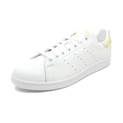 スニーカー アディダス adidas スタンスミス フットウェアホワイト/フットウェアホワイト/イージーイエロー EF4335 メンズ レディース シューズ 靴 20Q1