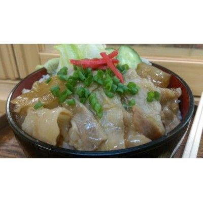 0125 島豚丼 【30pt】