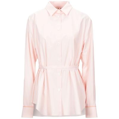 マルニ MARNI シャツ ピンク 40 コットン 100% シャツ