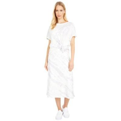 ユニセックス スカート ドレス Knot Tie-Dye Dress