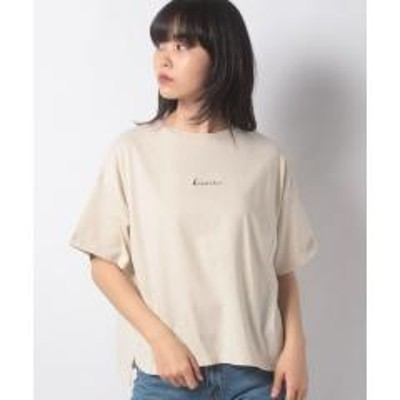 JEANS MATE(ジーンズメイト)【C-FORTPOINT】ロゴTシャツ