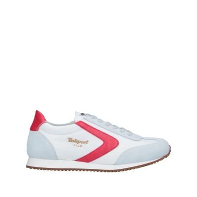 VALSPORT スニーカー&テニスシューズ(ローカット) ライトグレー 39 革 / 紡績繊維 スニーカー&テニスシューズ(ローカット)