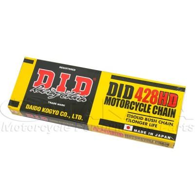 DID製チェーン 428HD-120L_田中商会直営店