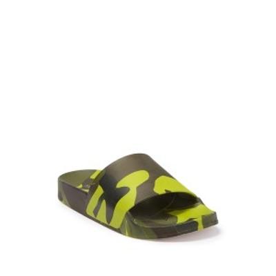 スティーブ マデン レディース サンダル シューズ Sofi Printed Slide Sandal CAMOFLAGE