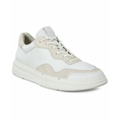 エコー レディース スニーカー シューズ Women's Soft X Sneakers White