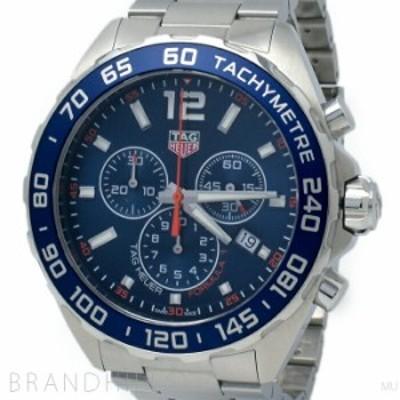 タグホイヤー 腕時計 メンズ フォーミュラ1 クロノグラフ クォーツ SS CAZ1014BA0842 TAG HEUER 美品 【中古】