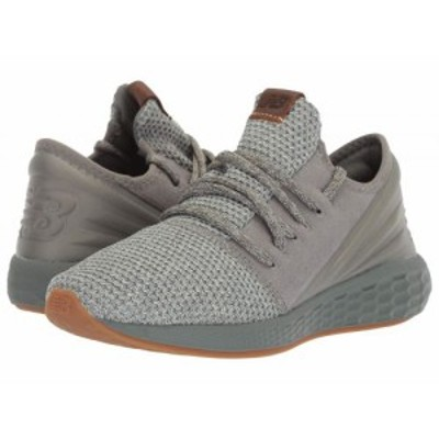 New Balance ニューバランス メンズ 男性用 シューズ 靴 スニーカー 運動靴 Fresh Foam Cruz v2 Decon Sedona Sage/Stone【送料無料】