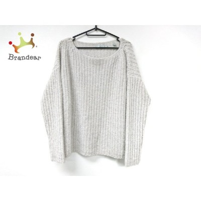 ヴィンス VINCE 長袖セーター サイズS レディース 美品 ベージュ 新着 20200710