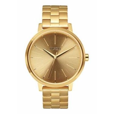 腕時計 ニクソン アメリカ Nixon Womens Kensington Japanese quartz Stainless Steel watches All Gold A