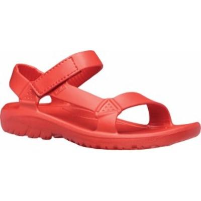 テバ メンズ サンダル シューズ Hurricane Drift Sandal Firey Red Synthetic