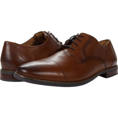 フローシャイム Florsheim メンズ 革靴・ビジネスシューズ シューズ・靴 Matera Cap Toe Oxford Cognac
