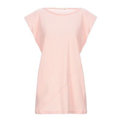 KENGSTAR T シャツ ピンク S コットン 100% T シャツ