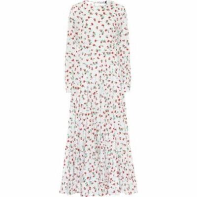 リキソ Rixo レディース ワンピース マキシ丈 ワンピース・ドレス Pip floral cotton maxi dress Ditsy Floral
