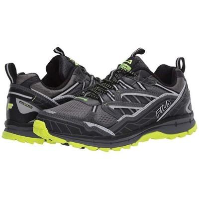 フィラ TKO Trail 7.0 メンズ スニーカー 靴 シューズ Castlerock/Ebony/Safety Yellow