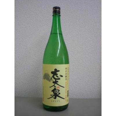志太泉 特別本醸造 1800ml