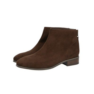 ORiental TRaffic / バックジップショートブーツ/1407 WOMEN シューズ > ブーツ