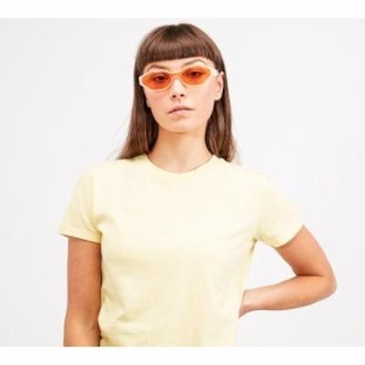 リーバイス Levis レディース Tシャツ トップス the perfect t-shirt Lemon Meringue
