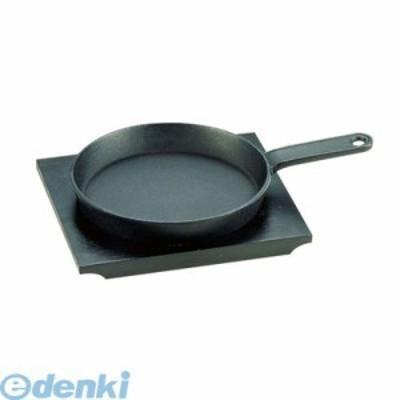 [PSL06] SAアルミステーキ皿 柄付 4905001028298