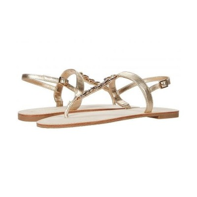 Lilly Pulitzer リリーピューリッツァー レディース 女性用 シューズ 靴 サンダル Largo Sandal - Gold Metallic