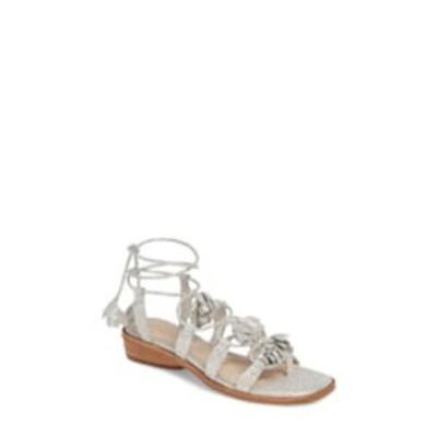 セセリアニューヨーク レディース パンプス シューズ Ophellia Lace-Up Sandal PEARL MULTI