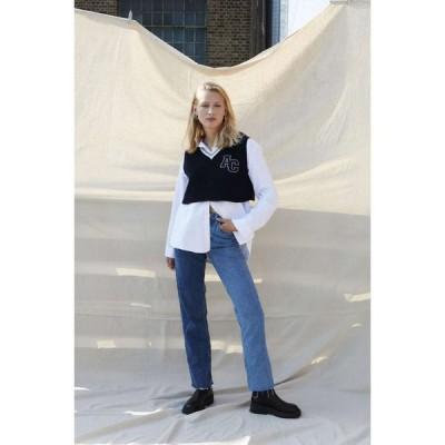 ビーディージー BDG レディース ジーンズ・デニム ボトムス・パンツ Pax Two-Tone Jeans Indigo