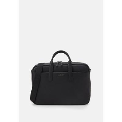 ボグナー メンズ ビジネス系 バッグ JASPER MARLO BRIEFBAG UNISEX - Briefcase - black black