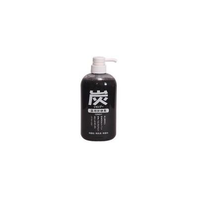 純薬 炭シャンプー 600mL*配送分類:1