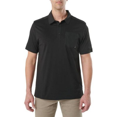 5.11 タクティカル メンズ シャツ トップス 5.11 Tactical Men's Helios Short Sleeve Polo