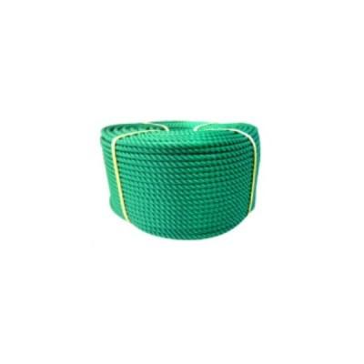 ポリエチレンロープ 緑色 径3mm 長さ200メートル巻き