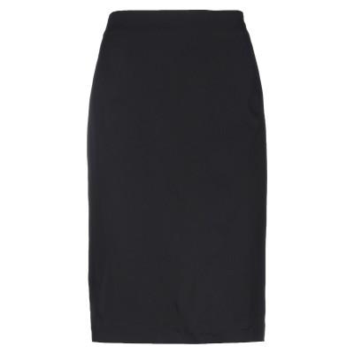 A.D.E.L.E.  1961 ひざ丈スカート ブラック 46 レーヨン 96% / ポリウレタン 4% ひざ丈スカート