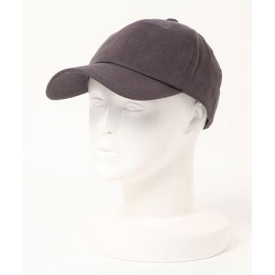 MELROSE claire / リネンキャップ WOMEN 帽子 > キャップ