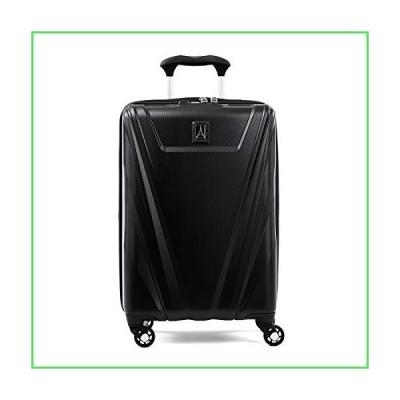 【全国送料無料】Travelpro Maxlite 5 ハードサイド スピナーホイール 荷物, ブラック, Carry-On 21-Inch【並行輸