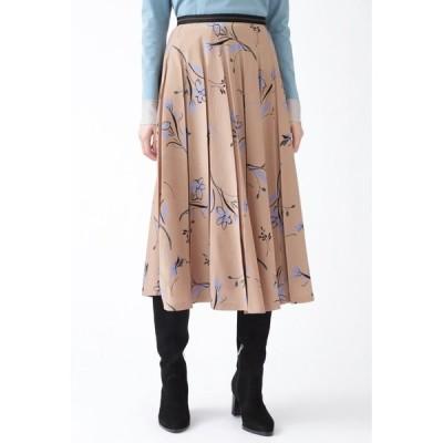 スカート ◆《Endy ROBE》レナフラワースカート