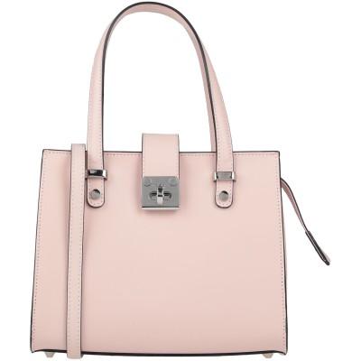 トスカブルー TOSCA BLU ハンドバッグ ピンク 革 ハンドバッグ