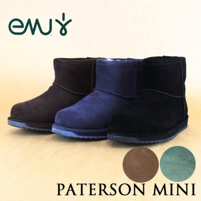EMU エミュー PATERSON MINI パターソンミニ ムートンブーツ 防水 メール便不可