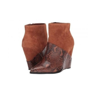 Jessica Simpson ジェシカシンプソン レディース 女性用 シューズ 靴 ブーツ アンクル ショートブーツ Huntera - Dark Tan