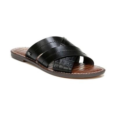 サムエデルマン レディース サンダル シューズ Women's Gretch Cross-Band Slide Sandals