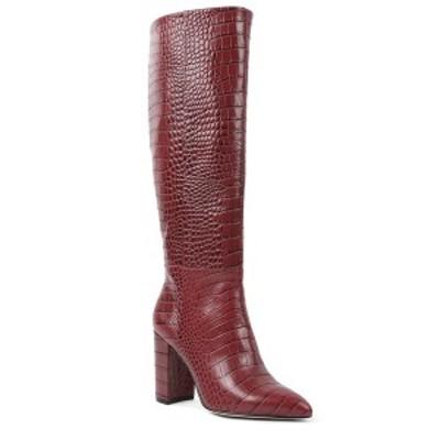 BCBジェネレーション レディース ブーツ&レインブーツ シューズ Women's Baylee Tall Boots Burgundy