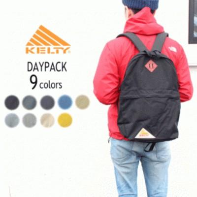 定番 ケルティ KELTY バッグ デイパック DAYPACK 2591918 ブラック オリーブドラブ ネイビー ニューブルー タン グラファイト グレー サ