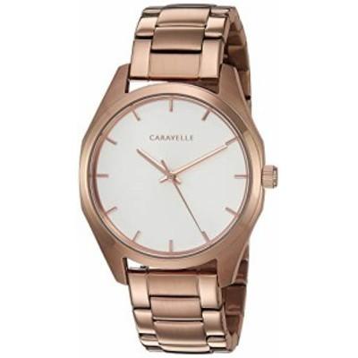 腕時計 ブローバ レディース Caravelle Designed by Bulova Dress Watch (Model: 45L179)