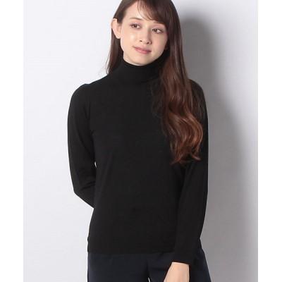<Leilian(Women)/レリアン>【GEMMA】ニットタイプ クロ【三越伊勢丹/公式】