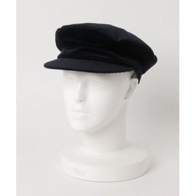 ABBEY MARKET / キャスケット 英国製 MEN 帽子 > キャスケット