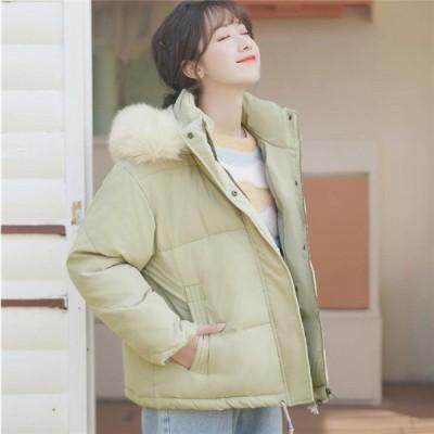 中綿コート レディース 中綿ジャケット フード付き 着痩せ スプリングコート 着痩せ ダウンコート アウター 冬 防寒 防風 おしゃれ