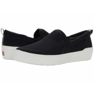 Dr. Scholls ドクターショール レディース 女性用 シューズ 靴 スニーカー 運動靴 Delight Knit Black【送料無料】