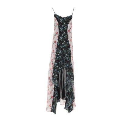 アイネア AINEA ロングワンピース&ドレス ダークブルー 44 ポリエステル 100% ロングワンピース&ドレス