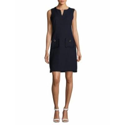 カールラガーフェルドパリ レディース ワンピース Tweed Shift Dress