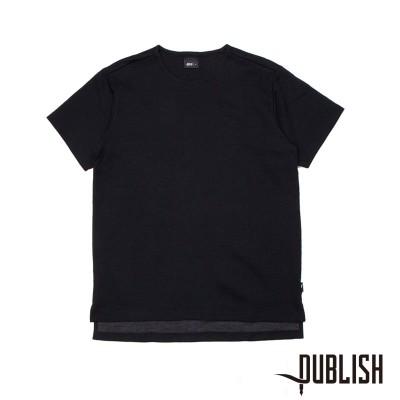 【PUBLISH BRAND/パブリッシュブランド】EMERSON カットソーTシャツ / BLACK(M)